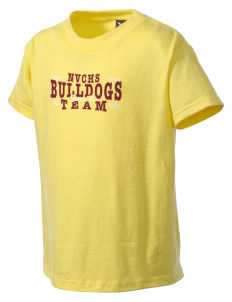 North Valley Continuation High School Bulldogs Kid's T-Shirt