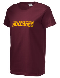 North Valley Continuation High School Bulldogs Women's 6.1 oz Ultra Cotton T-Shirt