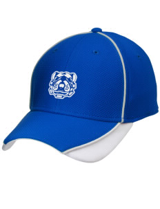 Albany Park Multicultural Academy Bulldogs Embroidered New Era Contrast Piped Performance Cap