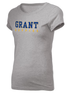 Grant Elementary School Guppies Holloway Women's Groove T-Shirt