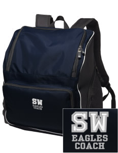 Southeast Webster Middle School Eagles Embroidered Holloway Duffel Bag
