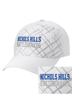 Nichols Hills Elementary School Rattlesnakes Embroidered Mixed Media Cap