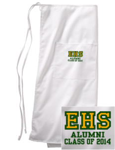 Emmaus High School Hornets Embroidered Full Bistro Bib Apron