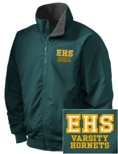 Emmaus High School Hornets Embroidered Holloway Men's Tall Jacket