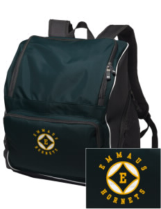 Emmaus High School Hornets Embroidered Holloway Backpack