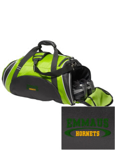 Emmaus High School Hornets Embroidered OGIO Crunch Duffel Bag