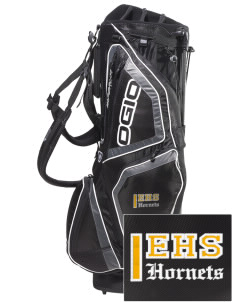 Emmaus High School Hornets Embroidered OGIO Vaporlite Stand Golf Bag