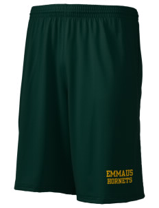 "Emmaus High School Hornets Holloway Men's Performance Shorts, 9"" Inseam"