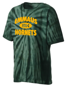 Emmaus High School Hornets Kid's Tie-Dye T-Shirt