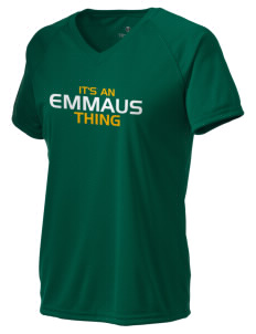 Emmaus High School Hornets Holloway Women's Zoom Performance T-Shirt