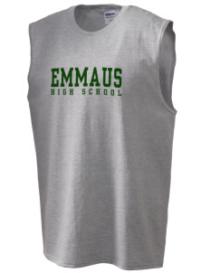 Emmaus High School Hornets Men's Cotton Shooter Shirt