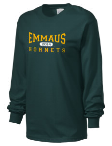 Emmaus High School Hornets Unisex Long Sleeve T-Shirt