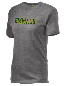 Emmaus High School Hornets Alternative Unisex Eco Heather T-Shirt