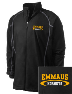 Emmaus High School Hornets Embroidered Men's Nike Golf Full Zip Wind Jacket