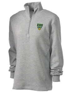 Emmaus High School Hornets Embroidered Women's 1/4 Zip Sweatshirt