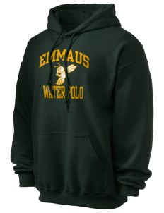 Emmaus High School Hornets Men's Ultra Blend 50/50 Hooded Sweatshirt