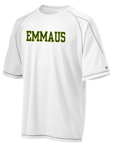 Emmaus High School Hornets Champion Men's 4.1 oz Double Dry Odor Resistance T-Shirt