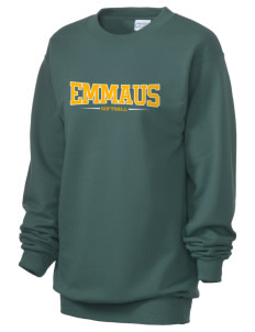 Emmaus High School Hornets Unisex 7.8 oz Lightweight Crewneck Sweatshirt