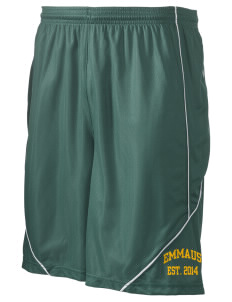"Emmaus High School Hornets Men's Pocicharge Mesh Reversible Short, 9"" Inseam"