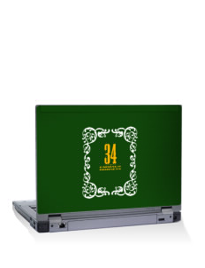 "Emmaus High School Hornets 10"" Laptop Skin"