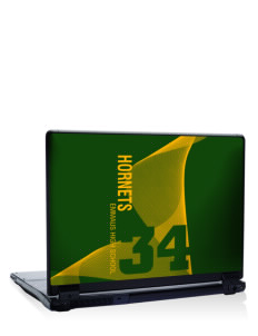 "Emmaus High School Hornets 17"" Laptop Skin"