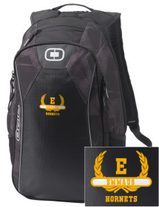 Emmaus High School Hornets Embroidered OGIO Marshall Backpack