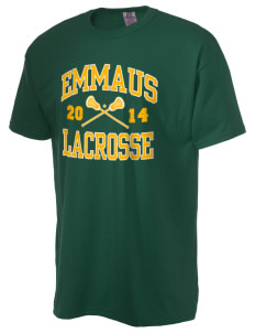 Emmaus High School Hornets  Russell Men's NuBlend T-Shirt