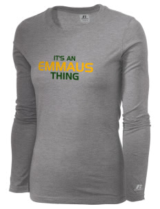Emmaus High School Hornets  Russell Women's Long Sleeve Campus T-Shirt