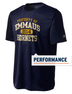Emmaus High School Hornets Men's New Balance Ndurance Athletic T-Shirt