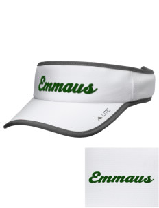 Emmaus High School Hornets Embroidered Lite Series Active Visor