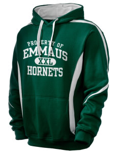 Emmaus High School Hornets Holloway Men's Hooded Wipeout Sweatshirt