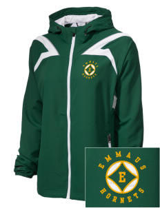 Emmaus High School Hornets Embroidered Holloway Women's Strato Jacket