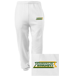 Emmaus High School Hornets Embroidered Men's Sweatpants with Pockets