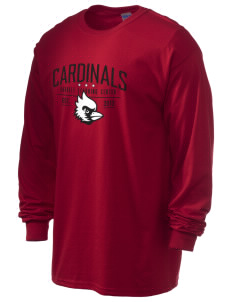 Barrett Learning Center Cardinals 6.1 oz Ultra Cotton Long-Sleeve T-Shirt