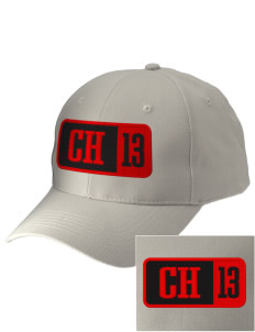 Cherry Hill Elementary School Mustangs Embroidered Low-Profile Cap