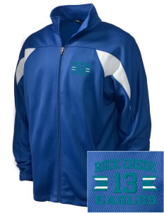 Rock Creek Elementary School Eagles Embroidered Holloway Men's Full-Zip Track Jacket