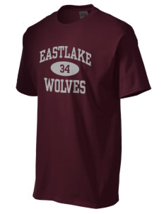 Eastlake High School Wolves Men's Essential T-Shirt