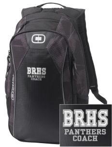 Black River High School Panthers Embroidered OGIO Marshall Backpack