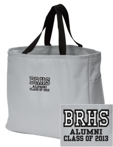 Black River High School Panthers Embroidered Essential Tote