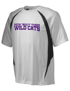 West Central Middle School Wild Cats Champion Men's Double Dry Elevation T-Shirt
