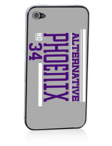 Alternative Academy Phoenix Apple iPhone 4/4S Skin