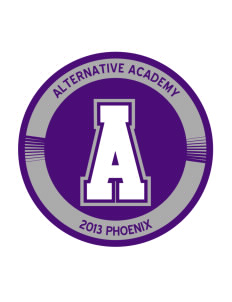 Alternative Academy Phoenix Sticker