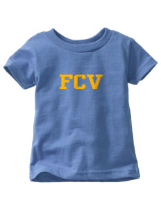 Franklin County Vocational Center Bulldogs  Toddler Jersey T-Shirt