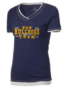 Franklin County Vocational Center Bulldogs Holloway Women's Dream T-Shirt
