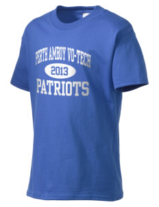 Perth Amboy Vo-Tech School Patriots Kid's Essential T-Shirt
