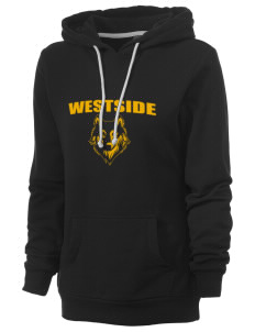 Westside School School Women's Core Fleece Hooded Sweatshirt