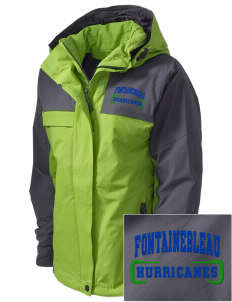Fontainebleau Junior High School Hurricanes  Embroidered Women's Nootka Jacket