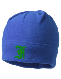 Fontainebleau Junior High School Hurricanes Embroidered Fleece Beanie