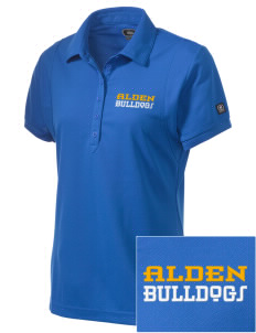 Alden Middle School Bulldogs Embroidered OGIO Women's Jewel Polo