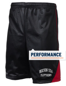 "Hixson SDA School Panthers Holloway Men's Possession Performance Shorts, 9"" Inseam"